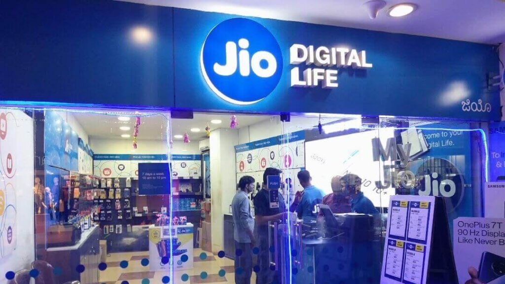 How to Open Reliance Jio Store