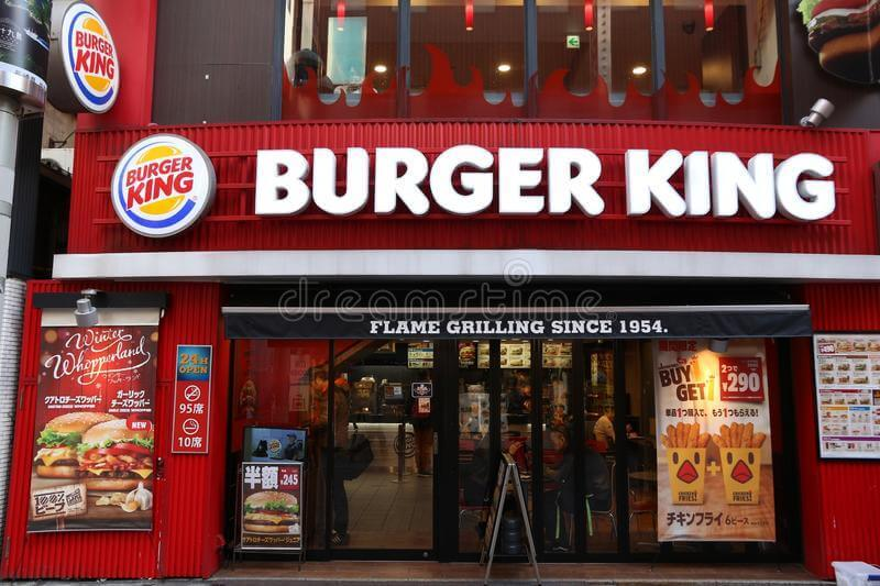 Burger King Franchisee Cost in India